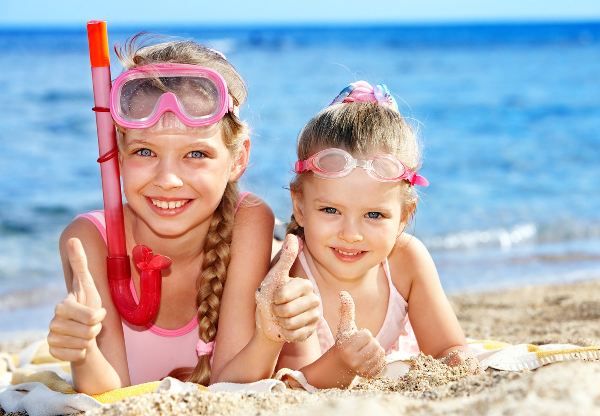 Русские родители на пляже 12 фотография