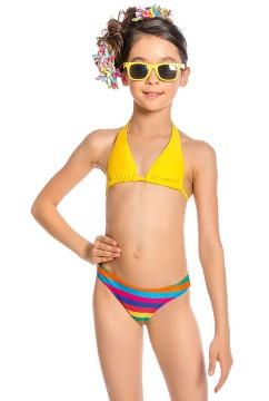 Купальник для девочек Arina GM 151702D Ribbon - жёлтый