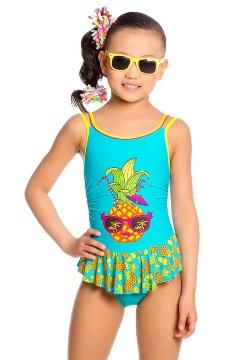 Купальник для девочек слитный Arina GS 061705 Amritha