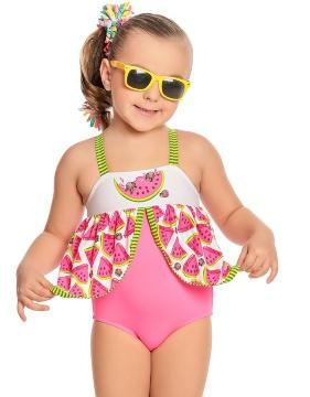 Купальник для девочек слитный Arina GS 071701 Sweet