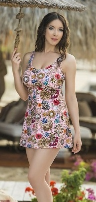 Купальник Dea Fiori Loida 18-87 Dress