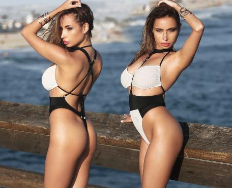 Купальник бикини Touch Secret Collar стринги купить недорого в ... cd15a4990e7a1