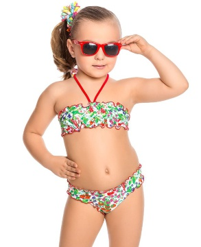 Купальник для девочек Arina GB 131703 Giardino