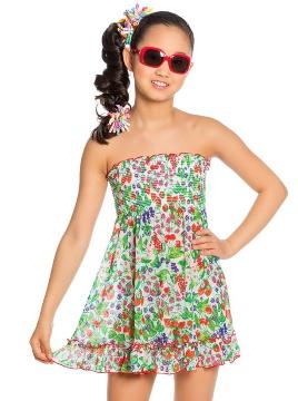 Пляжное платье для девочек Arina GQ 131708 Wilds
